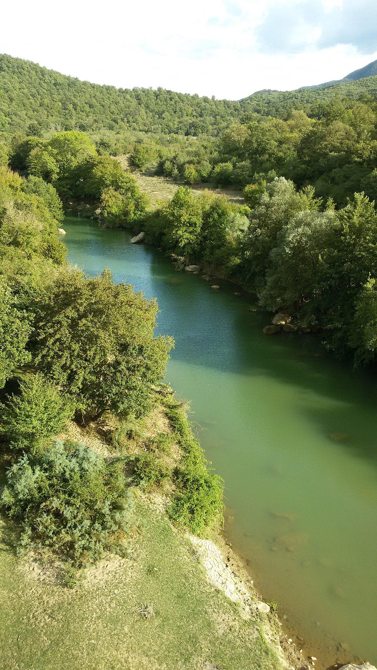 Mignone wikipedia - Il giardino sul fiume ...