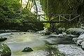 Fiume Orfento ponte di legno.jpg