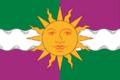 Flag of Kaluzhskoe (Krasnodar krai).png