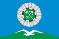 Flag of Slyudyanskoe (Irkutsk oblast).png
