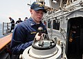 Flickr - Official U.S. Navy Imagery - A Midshipman assumes the conning officer watch..jpg