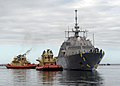 Flickr - Official U.S. Navy Imagery - USS Fort Worth arrives in San Diego..jpg