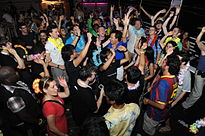Flickr - Wikimedia Israel - Wikimania 2011 - Beach Party (100).jpg