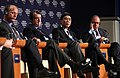 Flickr - World Economic Forum - Thomas Enders, Peter Mandelson, Jiang Jianqing, Stephen Roach - Annual Meeting of the New Champions Tianjin 2008.jpg