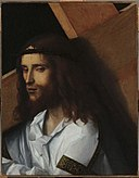 Follower of Giovanni Bellini - Christ Carrying the Cross, about 1500-1510.jpg