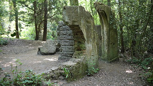 Folly, Sydenham Hill Woods-8423811216