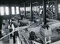 Fondations de la salle des bois de l'usine Price à Riverbend, Alma (Québec).jpg