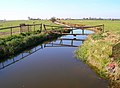 Footbridge, Speringbrook Sewer - geograph.org.uk - 393848.jpg