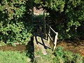 Footbridge, stile and footpath from Skendleby to Dalby - geograph.org.uk - 554504.jpg