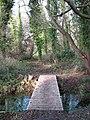Footbridge over drain - geograph.org.uk - 1053612.jpg