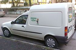 характеристика ford courier
