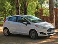 Ford Fiesta 1.6 Titanium 2014 (12469541554).jpg