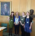 Former CLSE participants attending Missions to the Moon Parliamentary Update.jpg