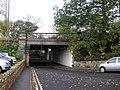 Former Railway Bridge, Station Approach, Cleckheaton - geograph.org.uk - 1629996.jpg