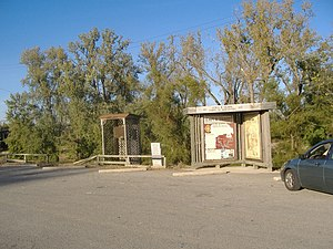 Fort Defiance (Illinois) - Image: Fort Defiance Park