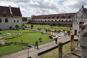 Fort Rotterdam - Fort Rotterdam in 2010