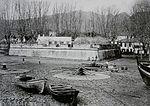 Fortaleza de Nossa Senhora do Amparo e cabrestantes de Machico, c. 1900.jpg