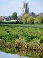 Fotheringay from the River Nene - April 2014 - panoramio.jpg