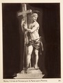 Fotografi. Il Cristo di Michelangelo, S. Maria sopra Minerva. Rom, Italien - Hallwylska museet - 104734.tif
