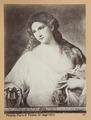 """Fotografi av """"Flora"""" av Titian - Hallwylska museet - 103003.tif"""