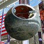Foton capsule, Russia - Evergreen Aviation & Space Museum - McMinnville, Oregon - DSC00777.jpg