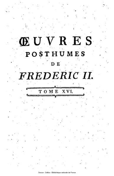 File:Frédéric II de Prusse - Correspondance avec Voltaire, tome 5.djvu