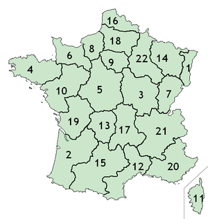France-RegionNumbered.png