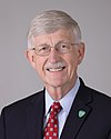 frameless alt=Portrait of Francis Collins