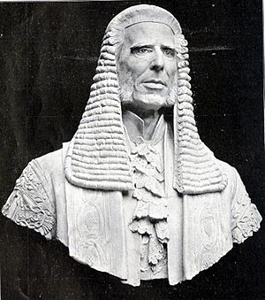 Richard Collins, Baron Collins - Francis Derwent Wood's Lord Henn-Collins