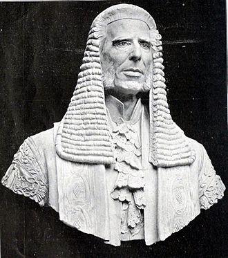 Richard Collins, Baron Collins - Francis Derwent Wood's Lord Henn-Collins