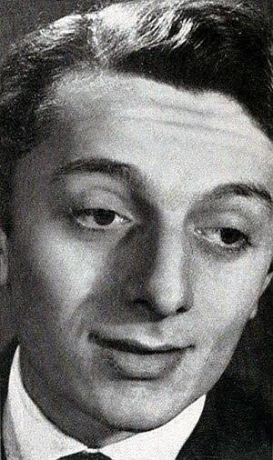 Franco Migliacci - Franco Migliacci in Cineguida magazine (1953)
