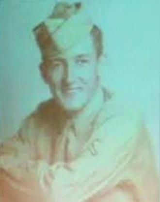 Frank Truitt - Frank Truitt in his Army uniform, 1944
