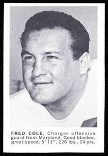 Fred Cole (gridiron football)