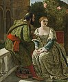 Frederick Richard Pickersgill - Othello and Desdemona.jpg