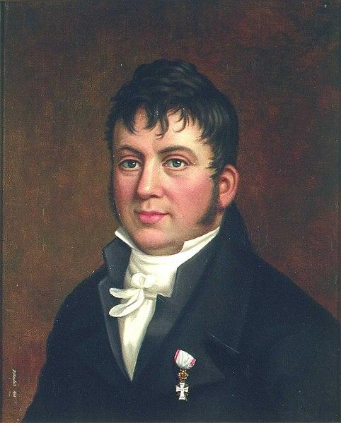 Prost Frederik Schmidt