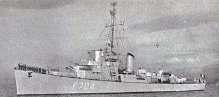 French frigate <i>Hova</i>