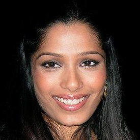 Retrach de Freida Pinto