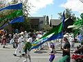 Fremont Solstice Parade 2007 samba 04.jpg