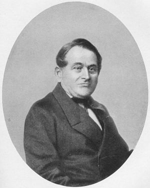 Friedrich August von Alberti