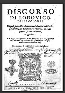Lodovico delle Colombe Italian philosopher