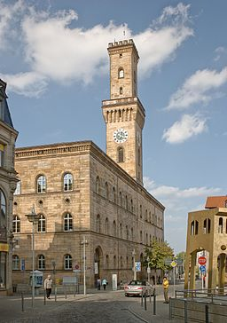 Fuerth Rathaus