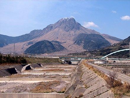 Unzen Vulkan Wikiwand