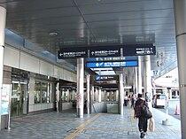 Fukuokakūkō (Airport) Station 1.jpg