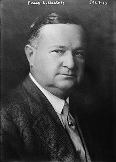Fuller Earle Callaway American businessman