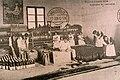 Fundación Joaquín Díaz - Verín (Ourense). Aguas Cabreiroá. Almacén de empaque. Postal circulada en Valladolid el 27 de junio de 1912 - Valladolid.jpg
