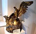 Gérôme - L'aigle expirant de Waterloo.jpg