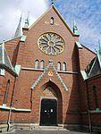 Göteborg Oskar-Fredriks-Kirche Fassade 1.JPG