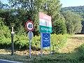 Güns, Grenzkorridor.JPG