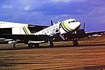 G-AMPO DC3 Air Atlantique CVT 14-06-83 (31679547240).jpg