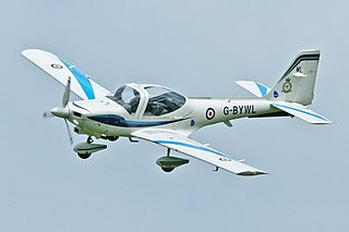 Grob G 115 Flight training aircraft
